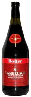 Botter Lambrusco 1.50l - Case of 6